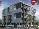2 BHK Flat  For Rent  In Vinayaka Nivas In Vinayaka Nivas Sbm Road