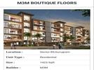 Shop for sale in Signature Global Park - Sector 36, Gurugram , Gurgaon