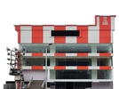 1 BHK Flat  For Rent  In Chaitra Apartment In Uttarahalli