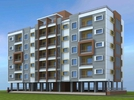 1 BHK Flat  For Sale  In United Construction  In Z-corner