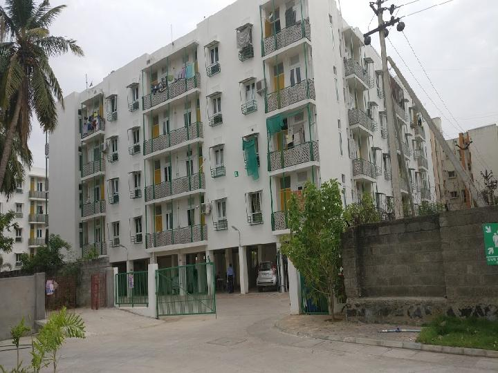Happy Nest Avadi Rent - WITHOUT BROKERAGE Semi-furnished 2