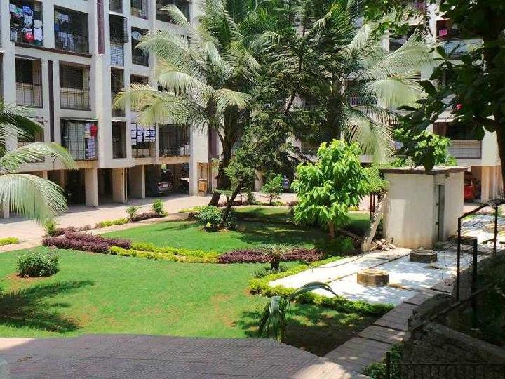 Nazarene Apartments Malad West - Without Brokerage Semi