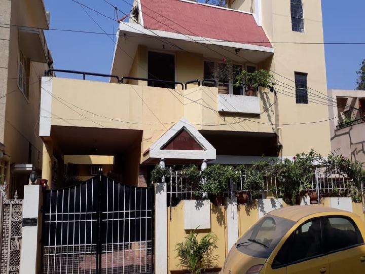 Independent House Sultan Palya - Without Brokerage Semi