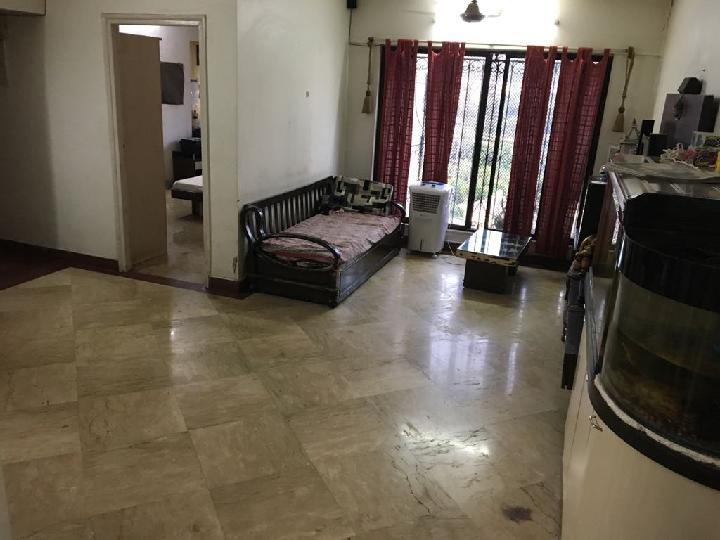 harbour view Nerul Rent - WITHOUT BROKERAGE Semi-furnished 2